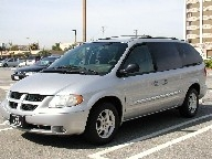 Used Orange County 2001 DODGE GRAND CARAVAN ES MINIVAN