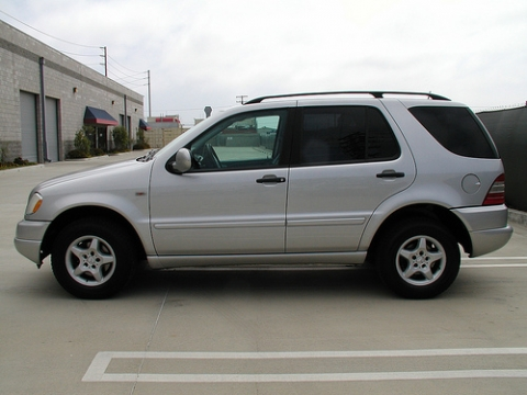 Find a cheap used 2001 mercedes benz ml320 in orange for Buy cheap mercedes benz