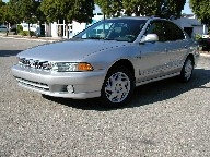 Used Orange County 2001 MITSUBISHI GALANT ES