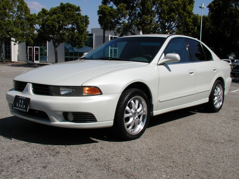 Perfect Find A Cheap Used 2003 MITSUBISHI GALANT ES In Orange County At Bass  Motorsports