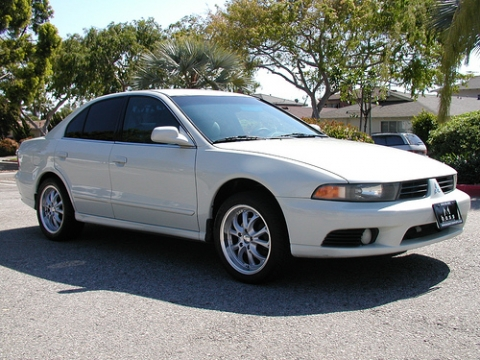 Awesome Find A Cheap Used 2003 MITSUBISHI GALANT ES In Orange County At Bass  Motorsports