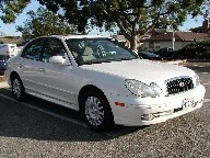 Used Orange County 2004 HYUNDAI SONATA