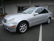 Used Orange County 2004 Mercedes Benz C240 4MATIC