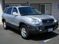 Used Orange County 2004 Hyundai Santa Fe GLS