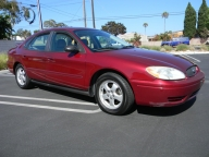 Used Orange County 2005 Ford Taurus SE