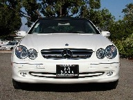 Used Orange County 2005 MERCEDES BENZ CLK500