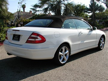 Find a cheap used 2005 mercedes benz clk500 in orange for Buy cheap mercedes benz
