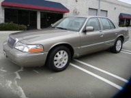 Used Orange County 2005 Mercury Grand Marquis LS