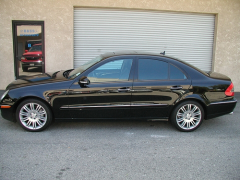 Find a cheap used 2007 mercedes benz e350 in orange county for Mercedes benz e350 sunshade