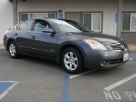 Used Orange County 2009 Nissan Altima Hybrid