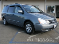 Used Orange County 2009 Kia Sedona LX 7 Passenger Minivan