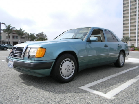 Find A Cheap Used 1993 Mercedes Benz 300E 3.2 In Orange County At Bass  Motorsports