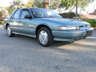 Used Orange County 1995 Oldsmobile Cutlass Supreme SL