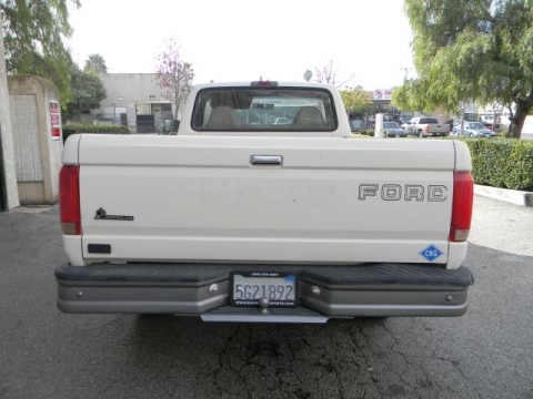 Find a Cheap Used 1996 Ford F150 Long Bed Pickup Truck FFV