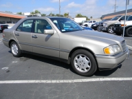 Used Orange County 1996 Mercedes Benz C280