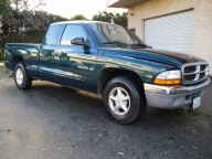 Used Orange County 1997 DODGE DAKOTA SLT EXTRA CAB PICKUP TRUCK