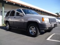 Used Orange County 1997 Jeep Grand Cherokee Laredo 4x4