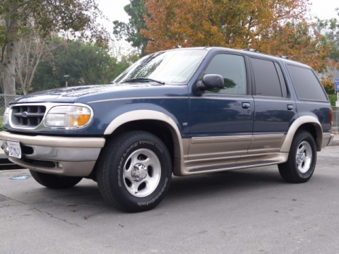 Find A Cheap Used 1998 Ford Explorer Eddie Bauer All Wheel