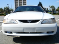 Used Orange County 1998 Ford Mustang