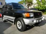 Used Orange County 1998 Mitsubishi Montero 4x4