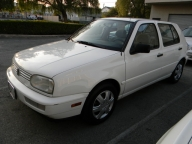 Used Orange County 1998 Volkswagen VW Golf 4 Door