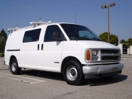 Used Orange County 1999 Chevrolet G1500 EXPRESS VAN