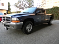 Used Orange County 1999 Dodge Dakota SLT Super Cab Pickup Truck