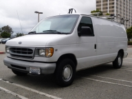 Used Orange County 1999 Ford E150 Econoline Cargo Van