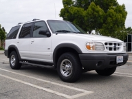 Used Orange County 1999 FORD EXPLORER XLS