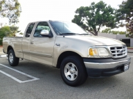 Used Orange County 1999 Ford F150 Super Cab Pickup Truck