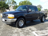 Used Orange County 1999 Ford Ranger XLT Super Cab Pickup Truck