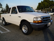 Used Orange County 1999 Ford Ranger XLT Extra Cab Pickup Truck