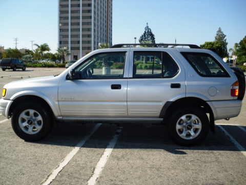 Find A Cheap Used 1999 Isuzu Rodeo Ls In Orange County At
