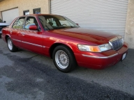 Used Orange County 1999 Mercury Grand Marquis LS
