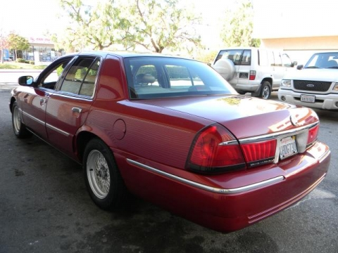 find a cheap used 1999 mercury grand marquis ls in orange county at bass motorsports. Black Bedroom Furniture Sets. Home Design Ideas