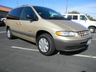 Used Orange County 1999 Dodge Plymouth Voyager Caravan SE