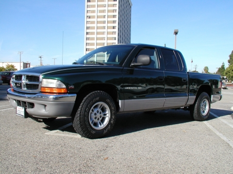 Find A Used 2000 Dodge Dakota Slt Quad Cab Pickup Truck In Orange County At B Motorsports
