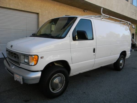 find a cheap used 2000 ford econoline e250 cargo van in. Black Bedroom Furniture Sets. Home Design Ideas