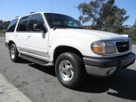 Used Orange County 2000 Ford Explorer XLT All Wheel Drive