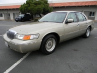 Used Orange County 2000 Mercury Grand Marquis LS
