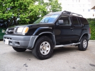 Used Orange County 2000 Nissan Xterra