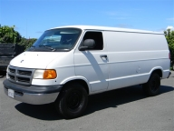 Used Orange County 2001 Dodge Ram B2500 Cargo Van
