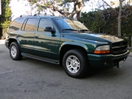 Used Orange County 2001 Dodge Durango SLT