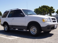 Used Orange County 2001 Ford Exporer Sport