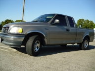 Used Orange County 2001 Ford F150 Club Cab Pickup Truck - - 4 Door