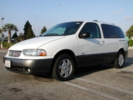 Used Orange County 2001 MERCURY VILLAGER SPORT