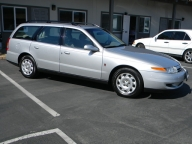Used Orange County 2001 Saturn LW200 Station Wagon