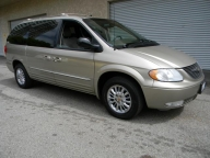 Used Orange County 2002 Chrysler Town & Country Limited Minivan