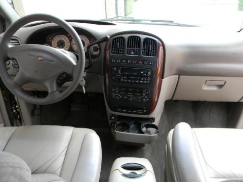 Find A Cheap Used 2002 Chrysler Town Amp Country Limited
