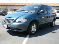 Used Orange County 2002 Chrysler Voyager Minivan